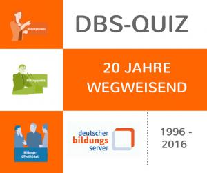 Grafik DBS-Quiz