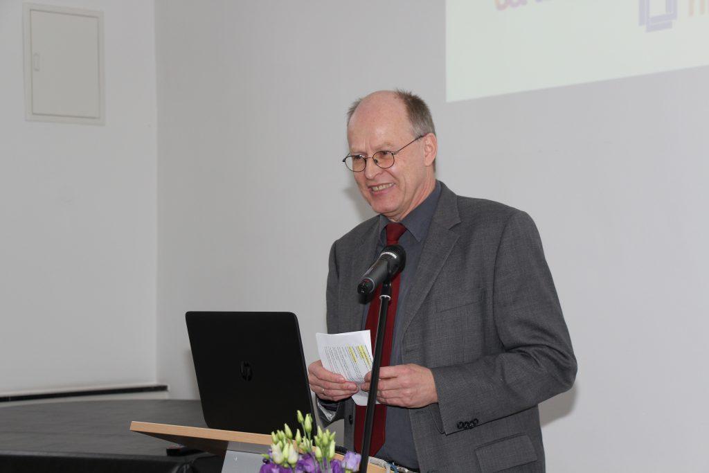 Prof. Dr. Marcus Hasselhorn, Geschäftsführender Direktor des DIPF