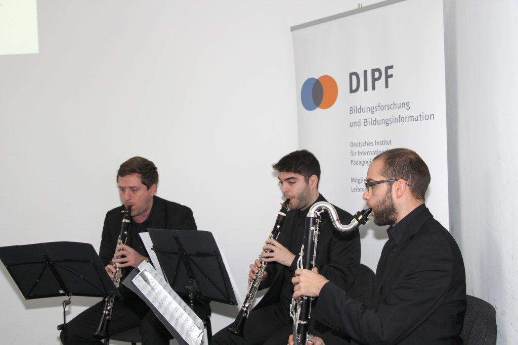 Trio di Bassetto, Frankfurt