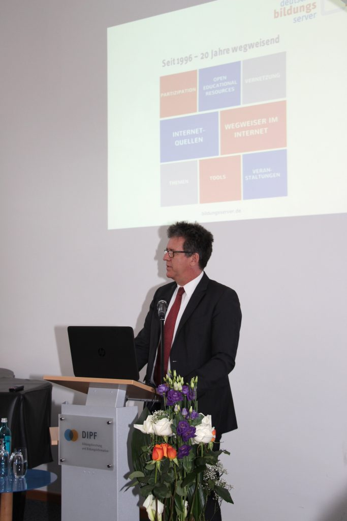 Prof. Dr. Marc Rittberger, Stellvertretender Geschäftsführender Direktor des DIPF