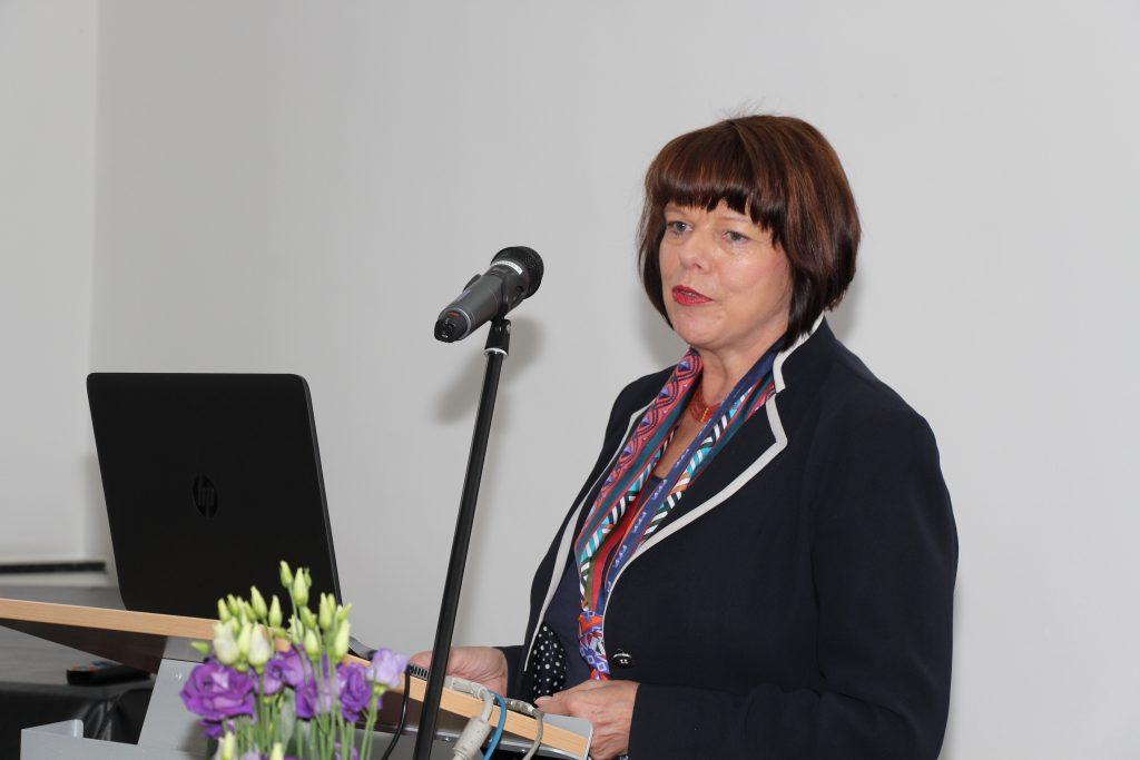 Heidi Weidenbach-Mattar, Ständige Vertreterin des Generalsekretärs der KMK