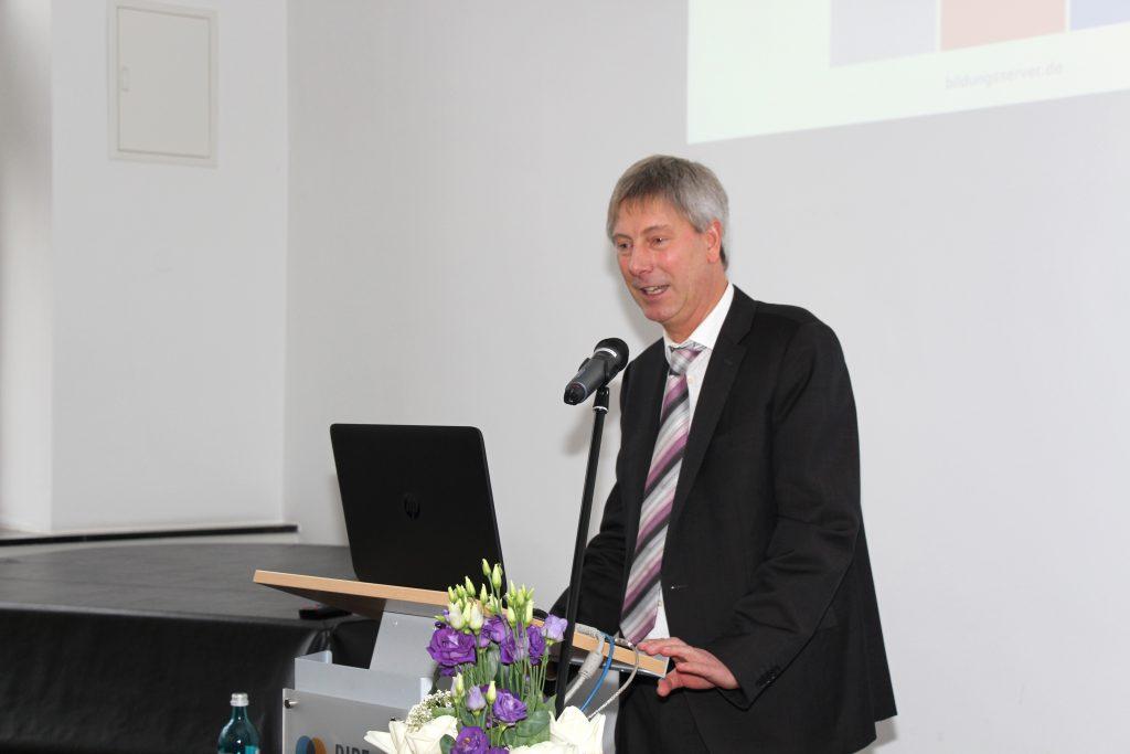 MinDirig Dr. Stefan Luther, BMBF