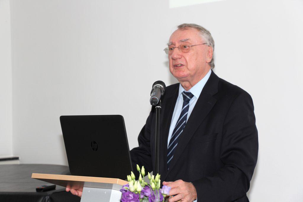 Jürgen Schlegel, ehem. Generalsekretär der KMK