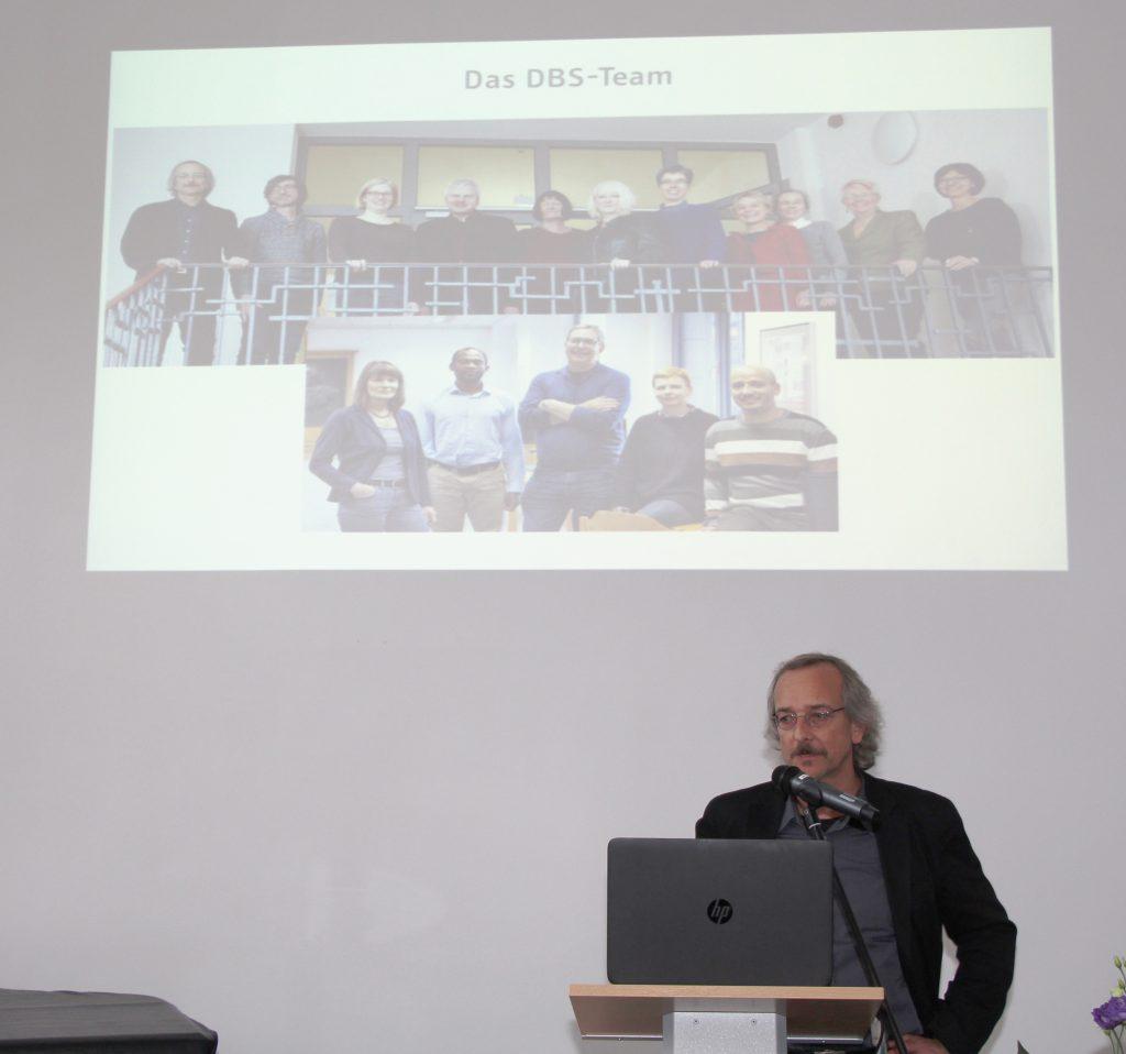 Axel Kühnlenz, Teamleitung Deutscher Bildungsserver