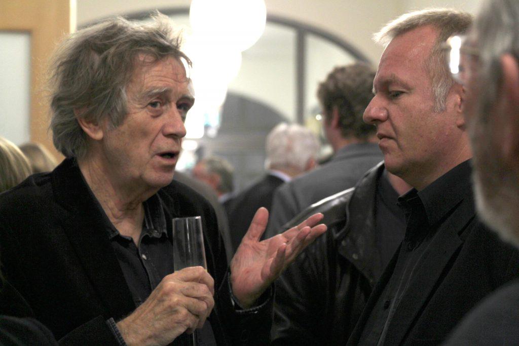 Dr. Dieter Kasang und Jürgen Jäschke