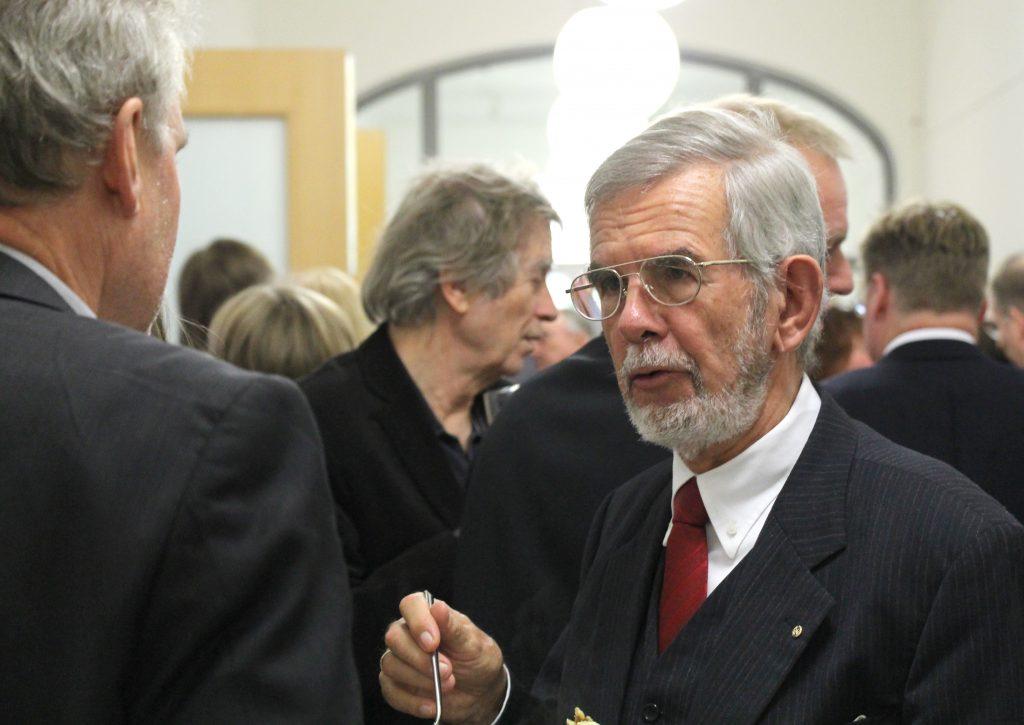 Prof. Dr. Peter Diepold, Begründer des DBS