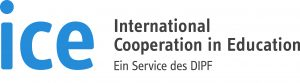 Logo International Cooperation in Education