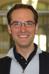 Dr. Christoph Schindler, Leiter des Arbeitsbereichs Literatur- und Informationssysteme im Informationszentrum Bildung