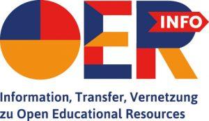 Logo der Informationsstelle OER