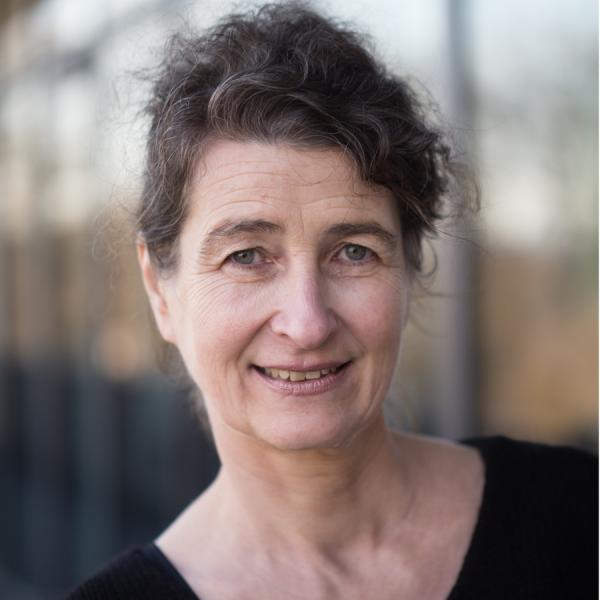 Foto Prof. Dr. Claudia de Witt