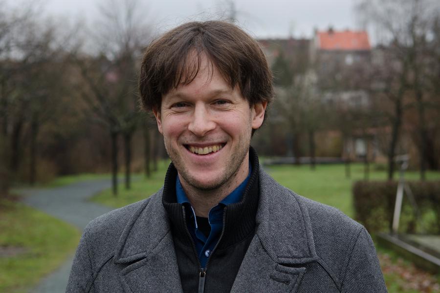 Porträtfoto Dr. Thomas Wenzl, Institut für Erziehungswissenschaft der Leibniz Universität Hannover