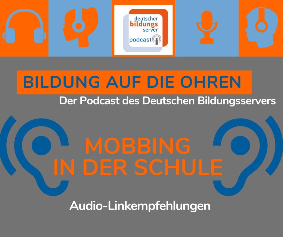 """Sharepic für Beitrag """"Mobbing in der Schule"""" von Caroline Hartmann"""