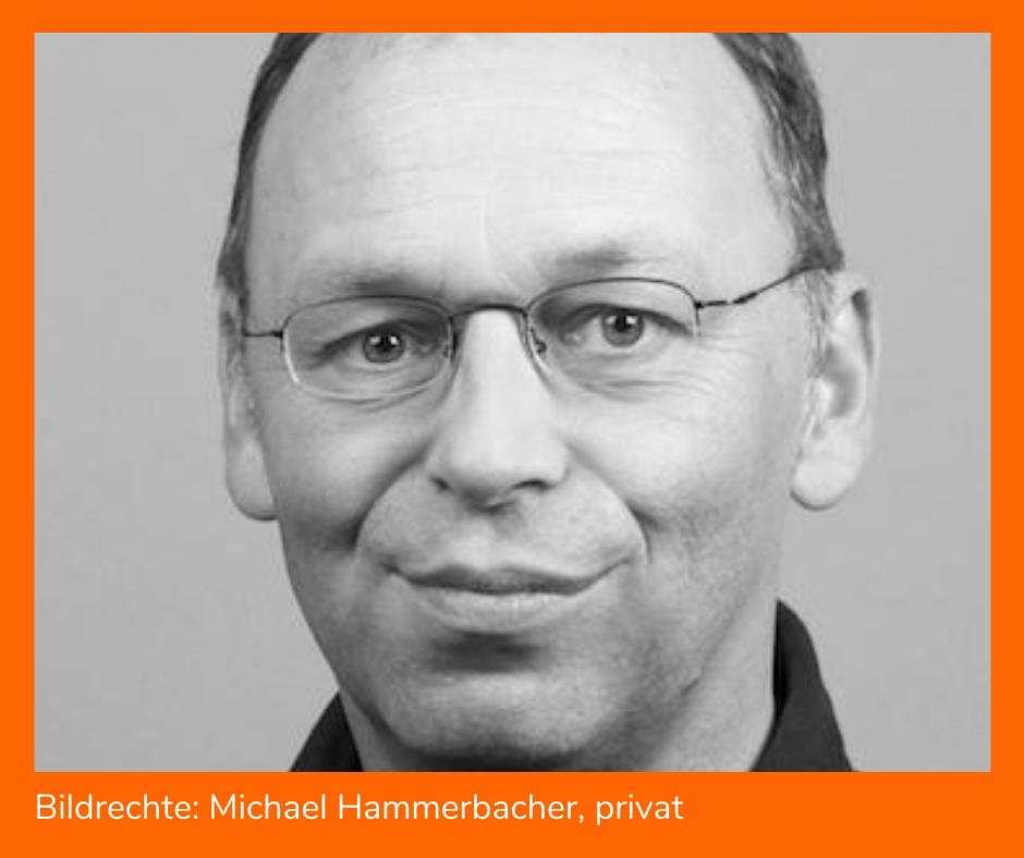 Porträt Micheal Hammerbacher (privat)