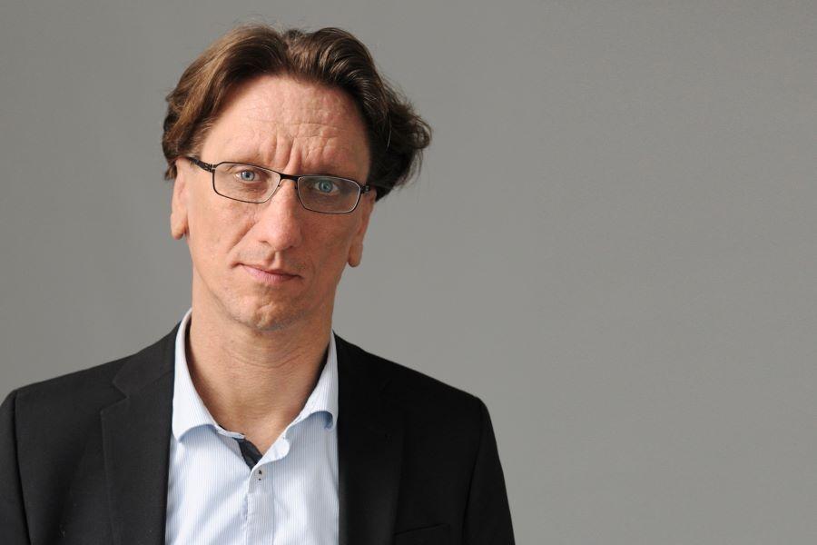 Halbporträt Jan Goebel, Leiter des FDZ des SOEP-Panels