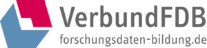 Logo Verbund FDB - Forschungsdaten Bildung