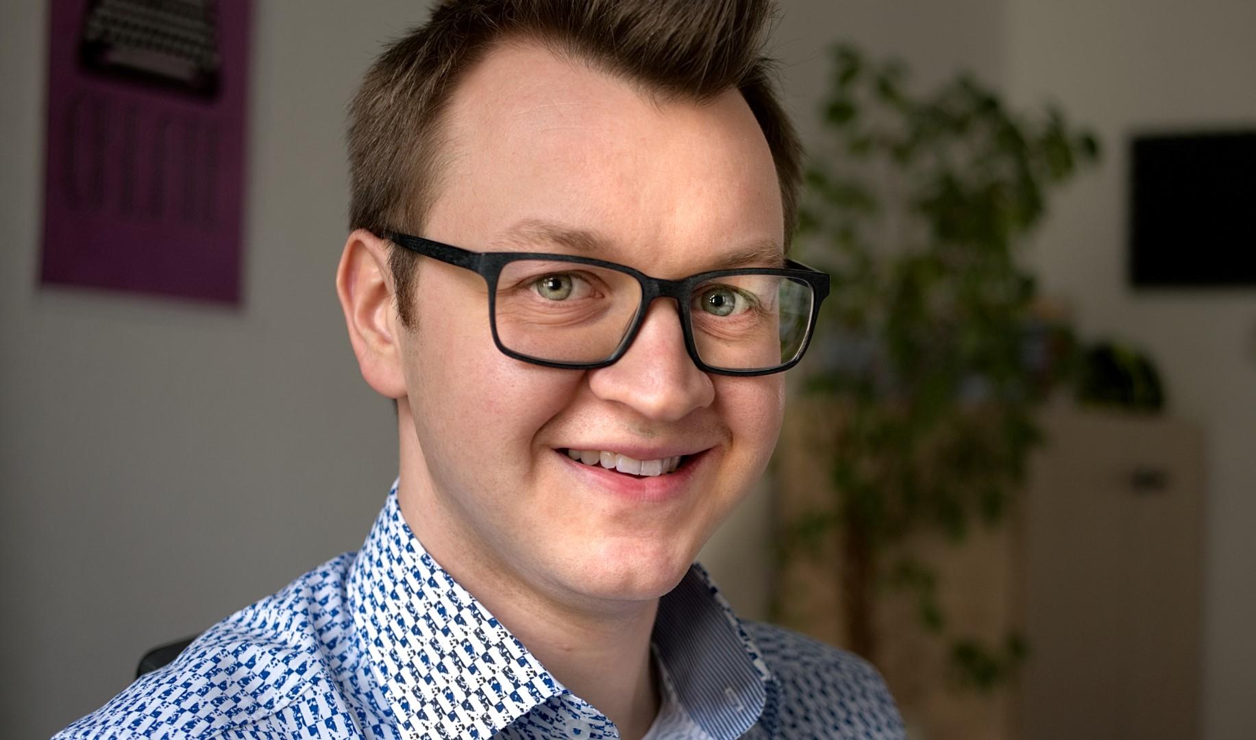 Porträt David Lohner
